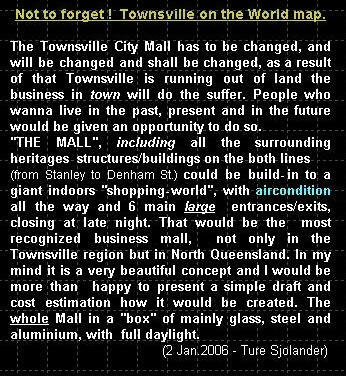 TOWNSVILLE CITY MALL 2007